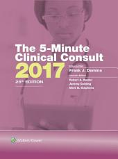 The 5-Minute Clinical Consult 2017: Edition 25