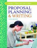 Proposal Planning   Writing PDF