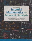 Essential Mathematics for Economic Analysis with MyMathLab