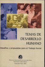 Temas de desarrollo humano PDF