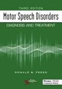 Download Motor Speech Disorders Book