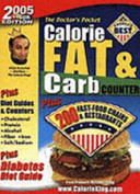 The Doctor s Pocket Calorie  Fat and Carbohydrate Counter PDF