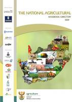 The National Agricultural Directory 2009 PDF