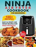 Ninja Air Fryer Cookbook For Beginners