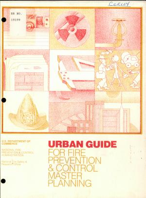 Fire Prevention and Control Master Planning Guide PDF