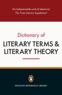 The Penguin Dictionary of Literary Terms and Literary Theory PDF