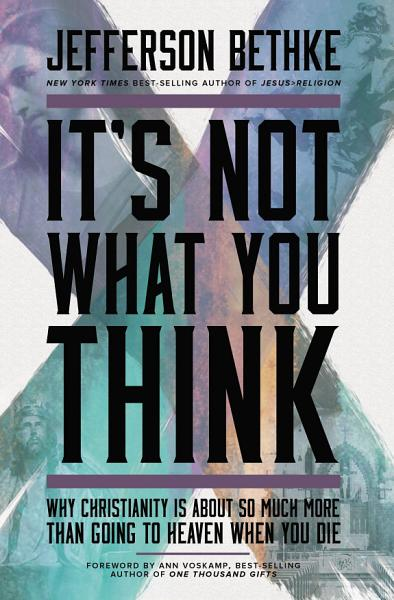 Download It s Not What You Think Book