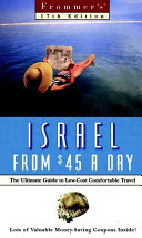 Frommer's Israel from $45 a Day