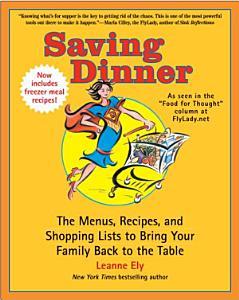 Saving Dinner Book