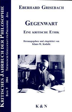 Gegenwart PDF