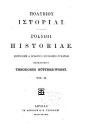 Polybii historiae: Τόμος 2