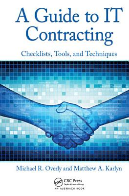 A Guide to IT Contracting PDF