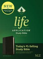 NLT Life Application Study Bible  Third Edition  Leatherlike  Black Onyx  PDF