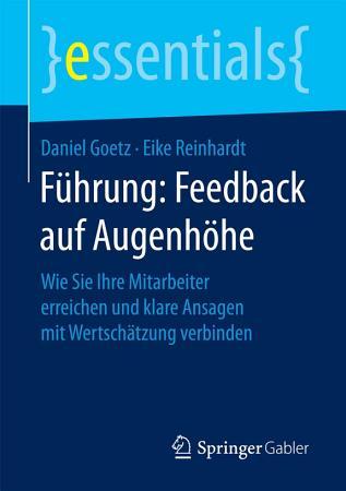 F  hrung  Feedback auf Augenh  he PDF