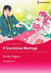 【Free】A Scandalous Marriage: Harlequin Comics