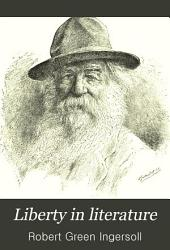 Liberty in Literature: Testimonial to Walt Whitman