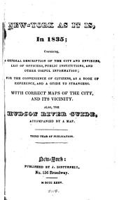 New-York as it is ...: Volumes 2-3