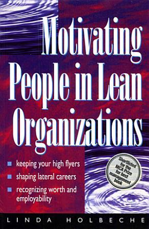 Motivating People in Lean Organizations PDF