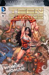Teen Titans (2014-) #18