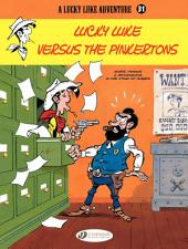 Lucky Luke - Volume 31 - Lucky Luke versus The Pinkertons