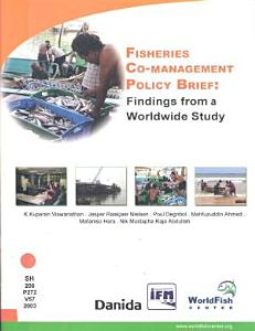 Fisheries Co management Policy Brief