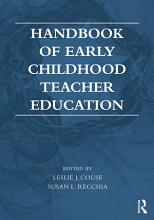 Handbook of Early Childhood Teacher Education PDF