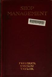 Shop Management