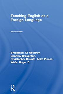 Teaching English as a Foreign Language Book