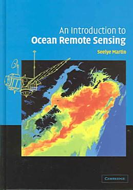 An Introduction to Ocean Remote Sensing PDF