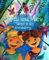 Lotte und Marie tanzen in den Frühling
