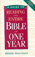 A Guide to Reading the Entire Bible in One Year PDF