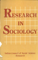 Research in Sociology PDF