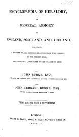 Encyclop  dia of Heraldry PDF