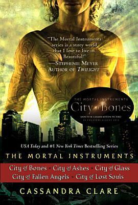 Cassandra Clare  The Mortal Instruments Series  5 books
