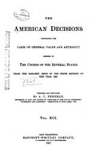 The American Decisions PDF