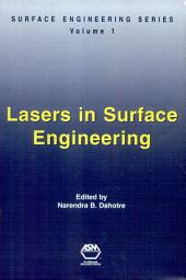 Lasers in Surface Engineering