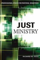 Just Ministry PDF