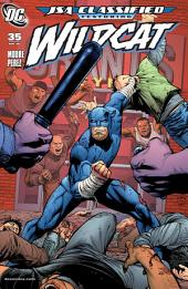 JSA: Classified (2005-) #35