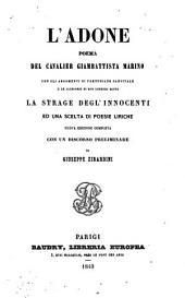 L'Adone poema del cavalier Giambattista Marino