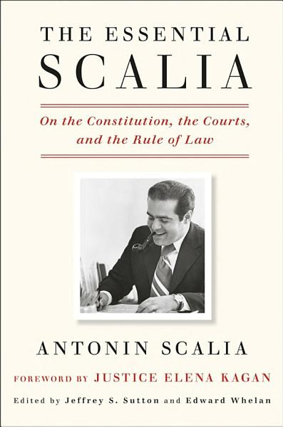 Download The Essential Scalia Book