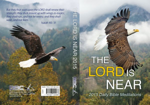 The Lord Is Near 2015 Book