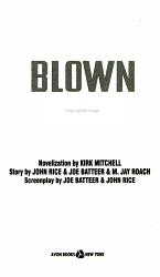 Blown Away Book PDF