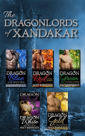 The Dragonlords of Xandakar: A 5-Book Dragon Shifter Boxed Set