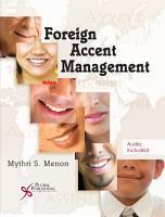 Foreign Accent Management PDF