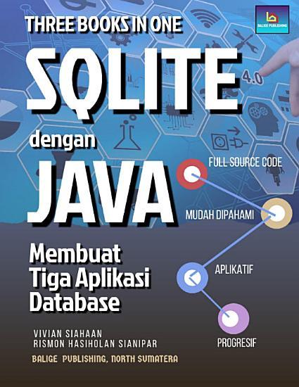 Three Books in One  SQLite dengan Java PDF