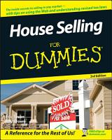 House Selling For Dummies PDF