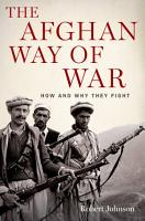 The Afghan Way of War PDF