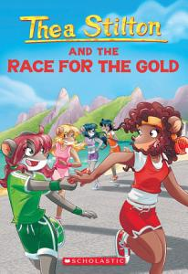 Thea Stilton and the Race for the Gold  Thea Stilton  31  PDF