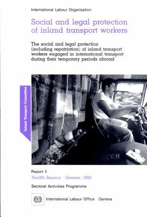 Social and Legal Protection of Inland Transport Workers PDF