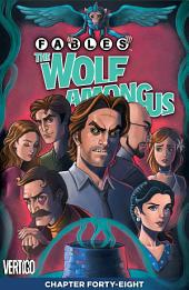 Fables: The Wolf Among Us (2014-) #48